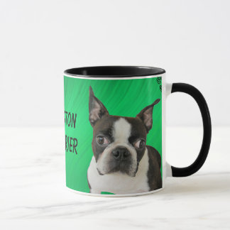 BOSTON TERRIER-MUG MUG