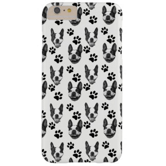 Boston Terrier Print Phone Case