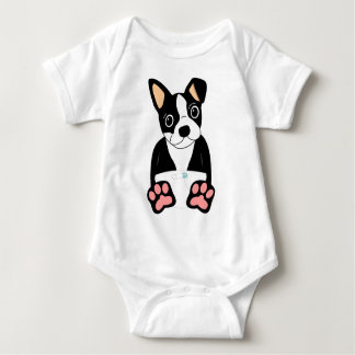 Boston Terrier Puppy T-shirts
