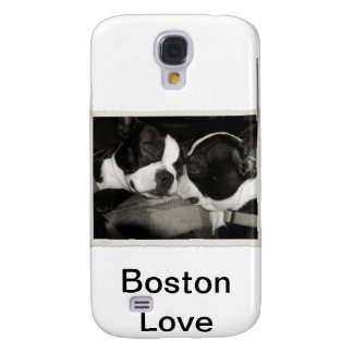 Boston terrier samsung galaxy s4 cases