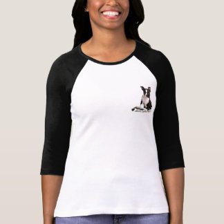 Boston terrier small stamp T-Shirt