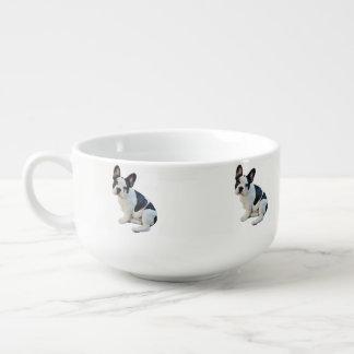 Boston Terrier Soup Mug