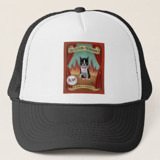 Boston Terror Trucker Hat