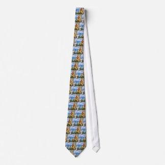 Boston Trinity Church Tie