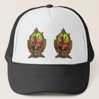 Boston USA America  Green Nature Photography Trucker Hat