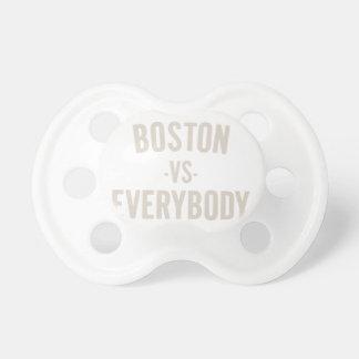 Boston Vs Everybody Dummy