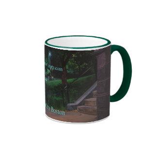 Boston's Public Garden Coffee Mug