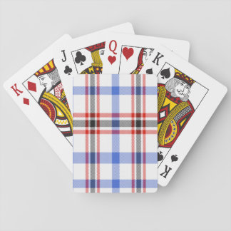 Boswell Scottish Tartan Playing Cards