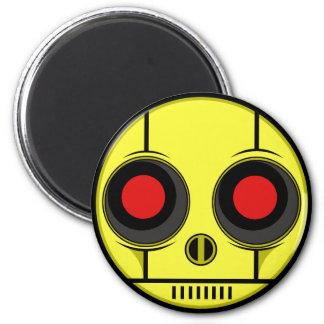 Bot Face Magnet