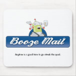 Bot Pad of Delight Mouse Pad