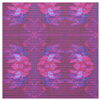 Botanic Pop Print Fabric