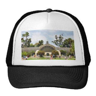 Botanical Building In Balboa Park Hat