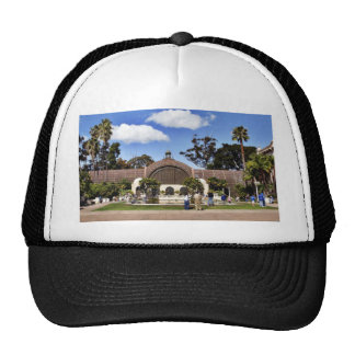 Botanical Building In Balboa Park In San Diego Hats