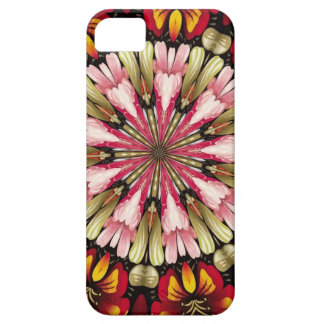 Botanical Dreams Mandala Barely There iPhone 5 Case