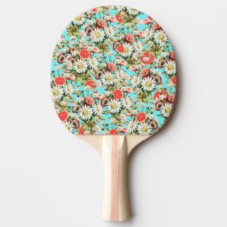 Botanical Garden Ping Pong Paddle