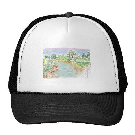 Botanical Gardens in Florida Hat