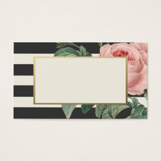 Botanical Glamour | Wedding Place Cards