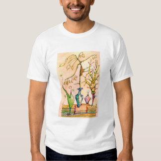 "Botanical Machinery -""e-Natural"" T-Shirt"