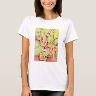 Botanical Machinery - Le Jardin T-Shirt