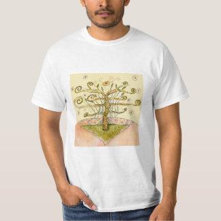 Botanical Machinery -Tree of Life T-Shirt