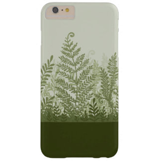 Botanical Plant Illustration iPhone 6/6s Plus Case