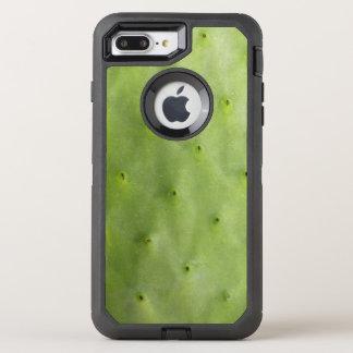 Botanical Tropical Green Cactus Photo OtterBox Defender iPhone 8 Plus/7 Plus Case