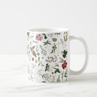 Botany Pattern 1 Coffee Mug