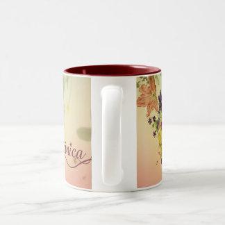 Botany Two-Tone Coffee Mug