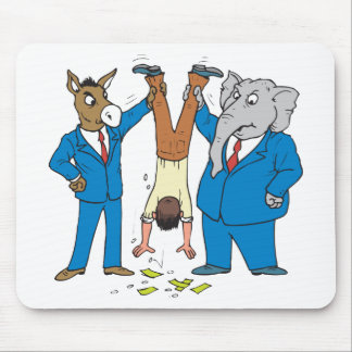 Both Parties Suck Mouse Pad