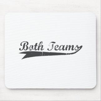 Both Teams Mouse Pad