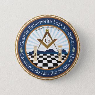 Boton Freemason CARN Amazon 6 Cm Round Badge