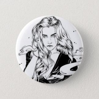 Boton - Lauren Jauregui 6 Cm Round Badge