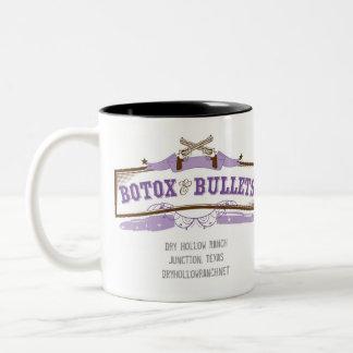 Botox and Bullets Coffee Mug