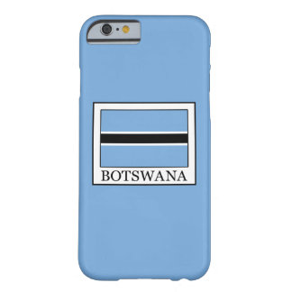 Botswana Barely There iPhone 6 Case