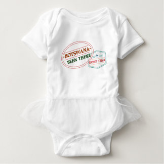 Botswana Been There Done That Baby Bodysuit