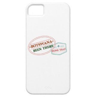 Botswana Been There Done That Barely There iPhone 5 Case
