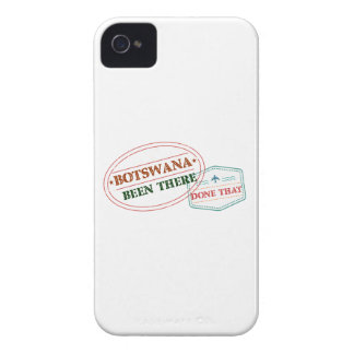 Botswana Been There Done That iPhone 4 Cover