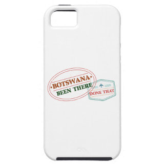 Botswana Been There Done That iPhone 5 Case