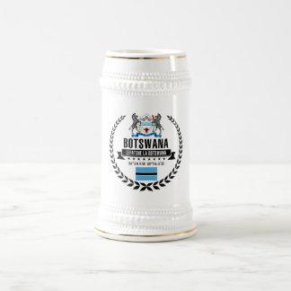 Botswana Beer Stein