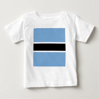 Botswana flag baby T-Shirt