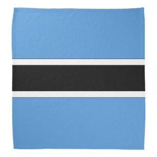 Botswana Flag Bandana