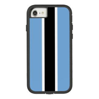 Botswana Flag Case-Mate Tough Extreme iPhone 8/7 Case
