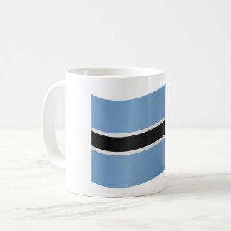 Botswana Flag Coffee Mug