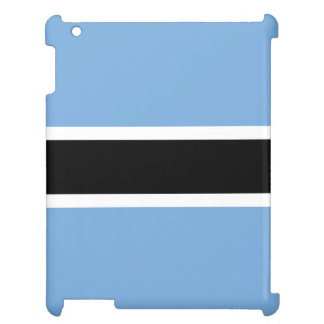 Botswana Flag Cover For The iPad 2 3 4