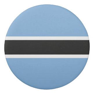 Botswana Flag Eraser