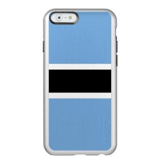 Botswana Flag Incipio Feather® Shine iPhone 6 Case