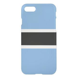 Botswana Flag iPhone 7 Case