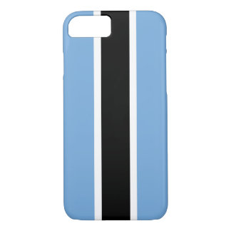 Botswana Flag iPhone 8/7 Case