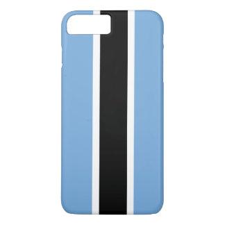 Botswana Flag iPhone 8 Plus/7 Plus Case