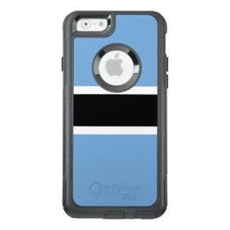 Botswana Flag OtterBox iPhone 6/6s Case
